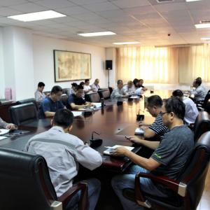 公司召开质量管理体系内审总结会