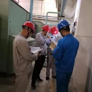 足球盘口电厂安全生产专项整治三年行动全面有序开展