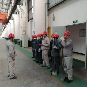 """铝镁合金分公司 """"安全生产专项整治三年行动""""扎实开展"""