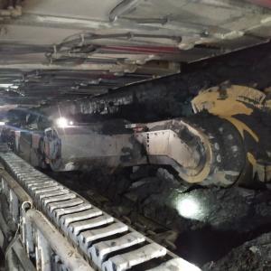 凝心聚力 多措并举 矿业公司1月份超额完成生产任务