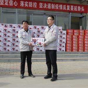 公司领导深入基层开展春节慰问活动